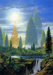 ted nasmith_the silmarillion_2_quenta silmarillion_1_of the beginning of days_med