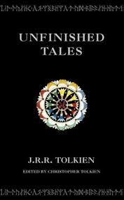 Unfinished Tales Book Cover